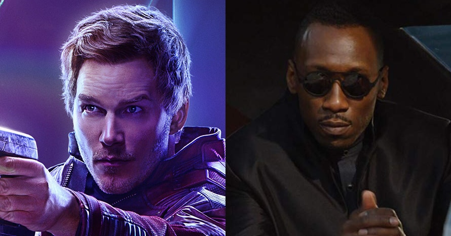 Avengers Chris Pratt Mahershala Ali Blade