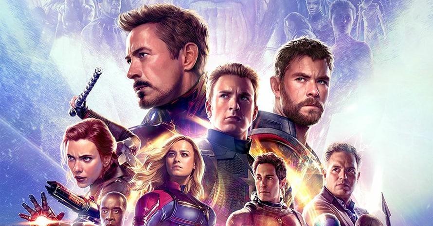 Avengers Endgame Joe Russo Iron Man Marvel Studios