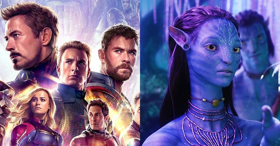 Avengers Endgame Avatar James Cameron Marvel