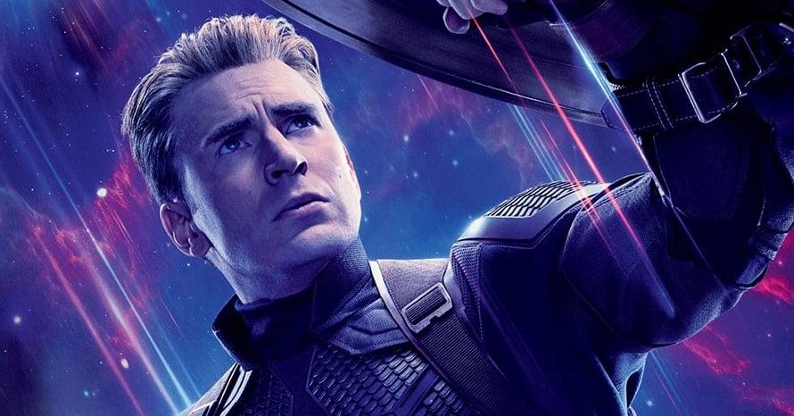 Avengers Infinity War Endgame Captain America Thanos Chris Evans Peggy Carter Marvel