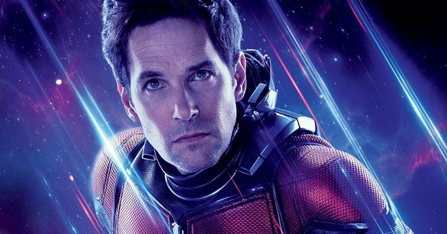 Avengers Endgame Paul Rudd Ant-Man 3 Apple Marvel Thanos Wasp Quantumania