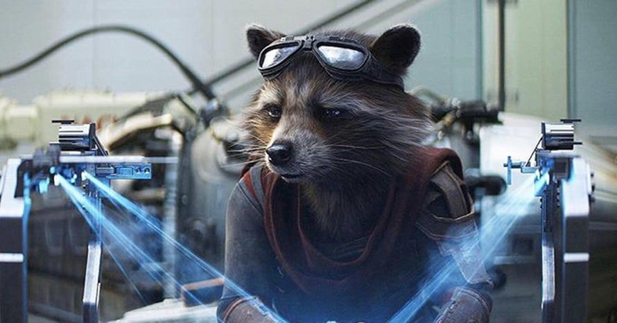 Avengers Endgame Rocket James Gunn Guardians of the Galaxy