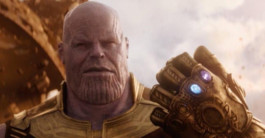 Chloé Zhao Eternals Avengers Endgame Thanos Josh Brolin Living Tribunal Infinity War What If...?