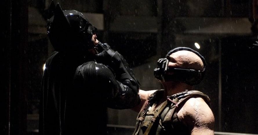 Batman The Dark Knight Rises Christopher Nolan Christian Bale HBO Max