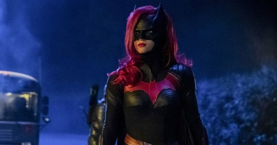 Batwoman Rusy Rose The CW
