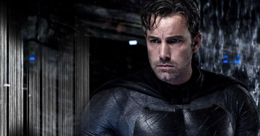 Ben Affleck Batman v Superman Justice League Zack Snyder