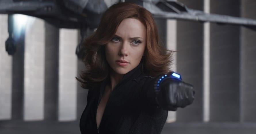 Black Widow Scarlett Johansson Marvel Studios
