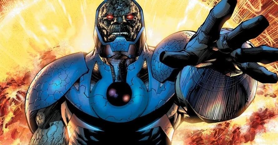 Darkseid Justice League Zack Snyder Cut Ava DuVernay New Gods