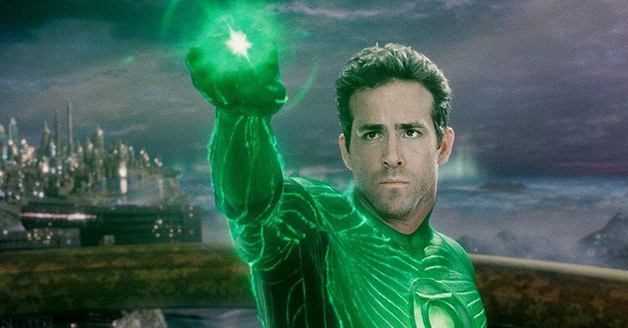 Green Lantern Ryan Reynolds Taika Waititi Deadpool Zack Snyder's Justice League Martin Campbell