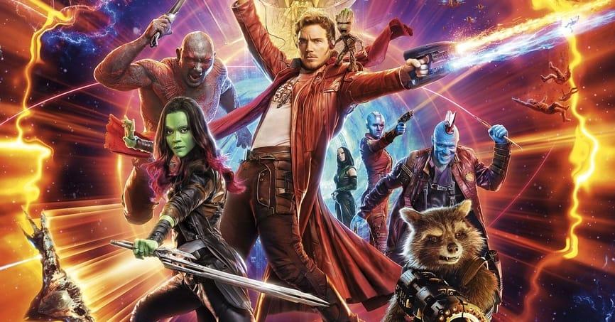 Guardians of the Galaxy James Gunn Marvel Studios