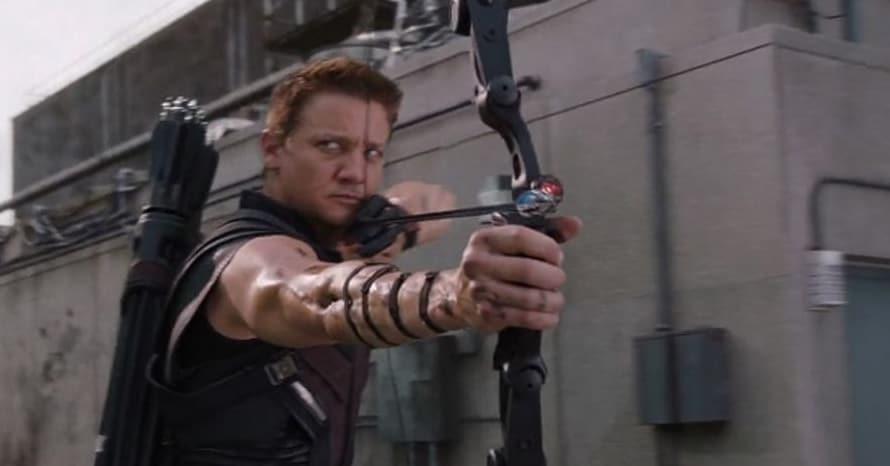 Disney Plus Avengers Endgame star Hawkeye Jeremy Renner Marvel Infinity War