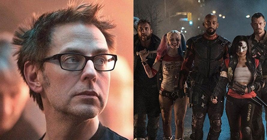 James Gunn The Suicide Squad DC Comics