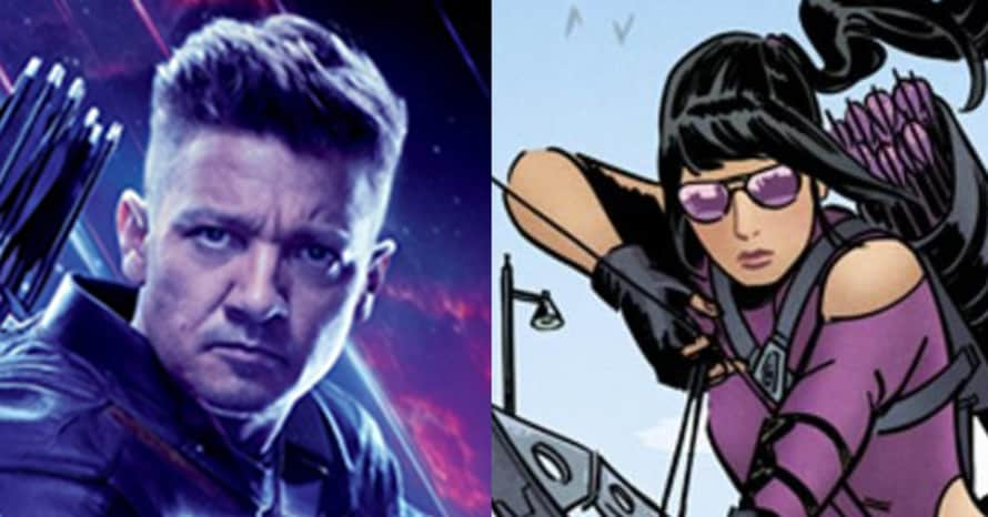 Jeremy Renner Hawkeye Kate Bishop Marvel Studios Disney Plus Mad Men