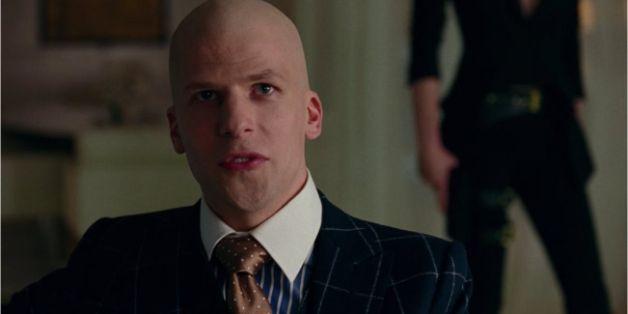 Jesse Eisenberg Lex Luthor Justice League Zack Snyder