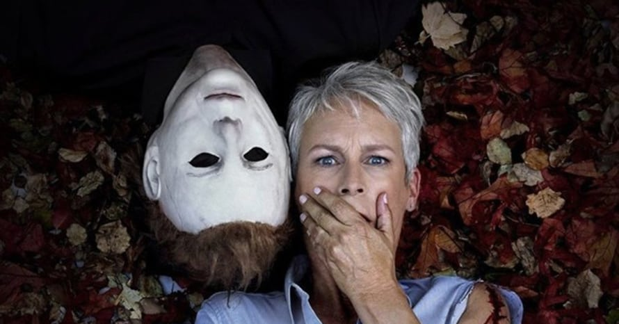 John Carpenter Halloween Kills Jamie Lee Curtis Lindsey Wallace Charles Cyphers Jason Blum