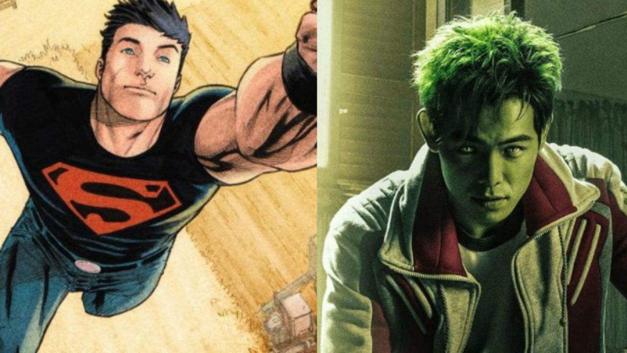 Titans Videos Show Joshua Orpin S Superboy Ryan Potter S Beast Boy Joshua_orpin introducing the newest krypto: superboy ryan potter s beast boy