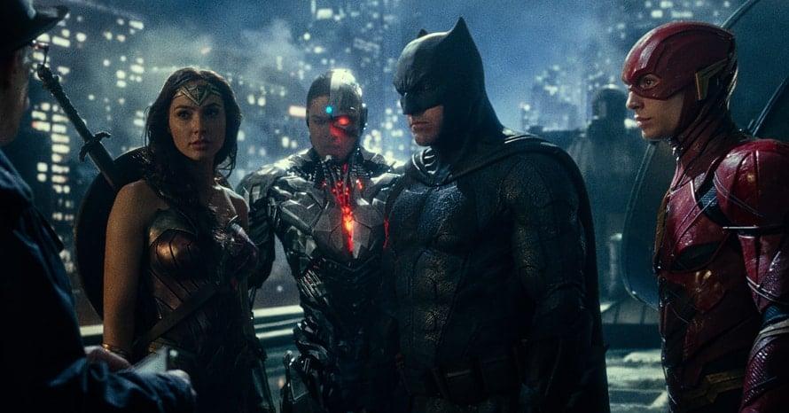 Justice League Zack Snyder Comic-Con Fabian Wagner