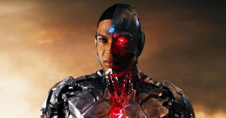 Justice League Zack Snyder Ray Fisher Cyborg Steppenwolf Walter Hamada WarnerMedia