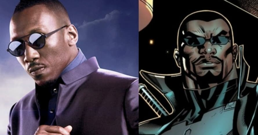 Chad Stahelski John Wick Mahershala Ali Blade Marvel Studios MCU Kevin Feige