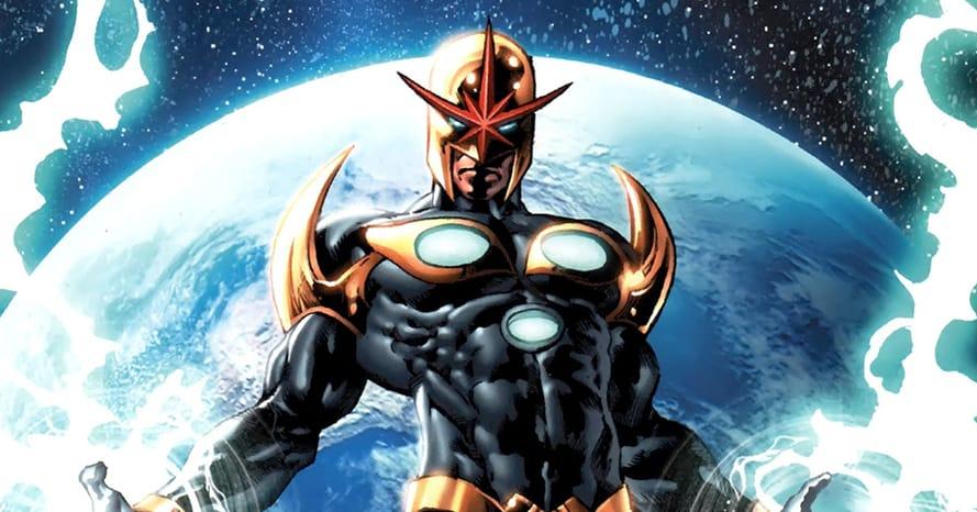 Nova Marvel Studios Avengers Endgame Guardians of the Galaxy James Gunn