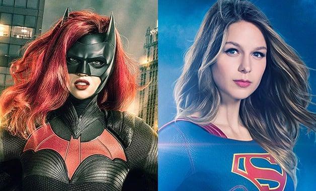 Ruby Rose Batwoman Supergirl Melissa Benoist