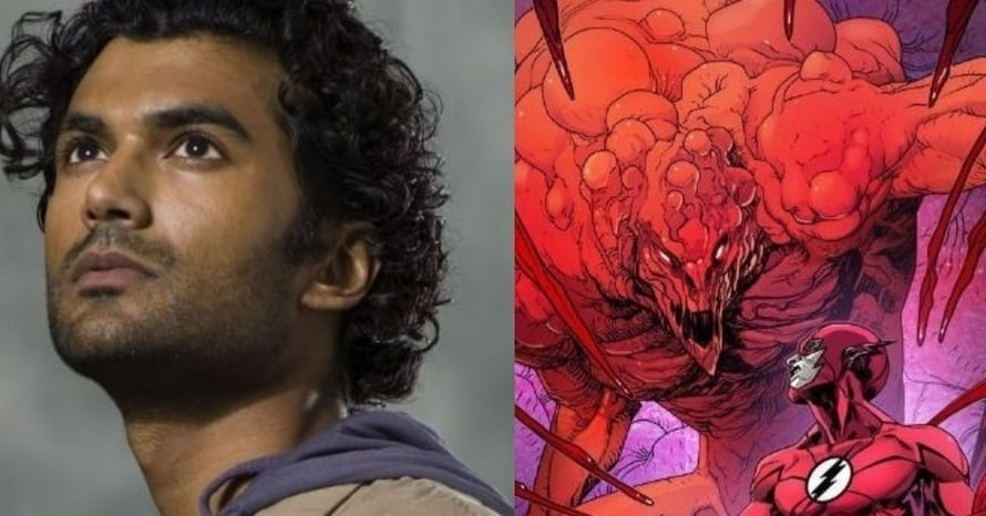 Sendhil Ramamurthy Bloodwork The Flash Grant Gustin