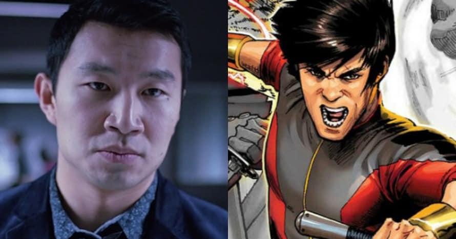 Shang-Chi Simu Liu Asian Representation Marvel Coronavirus
