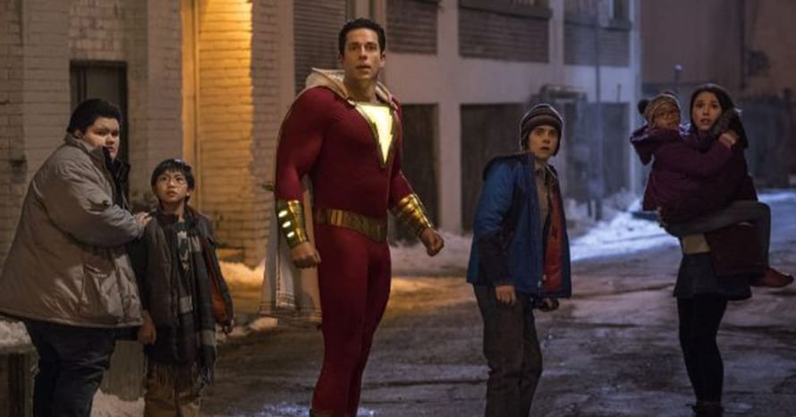 'Shazam! Fury of the Gods': New Set Photo Shows Off Surprising DCEU Character