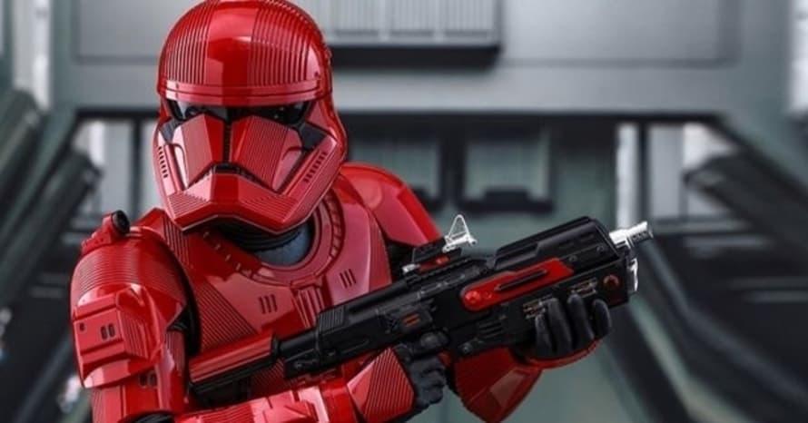 Star Wars The Rise Of Skywalker Sith Trooper