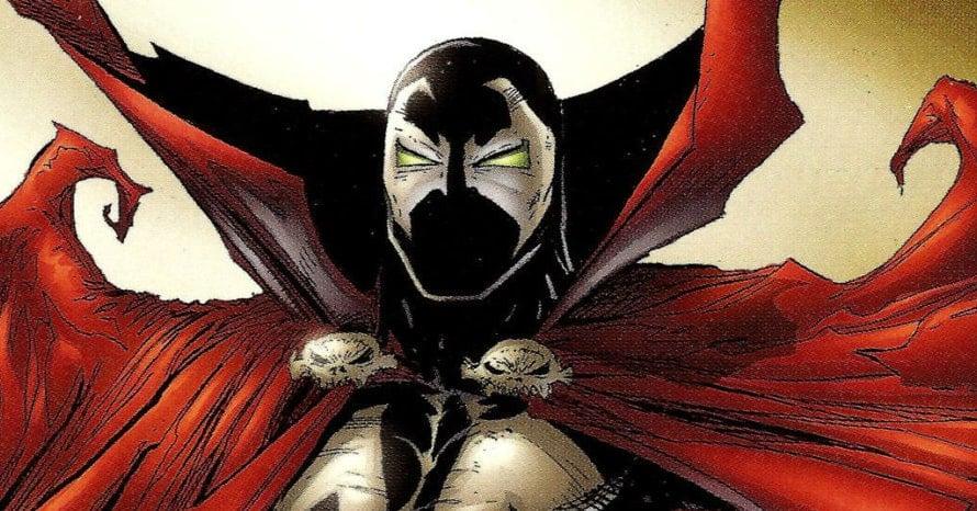 Jamie Foxx Spawn Todd McFarlane Joker Deadpool Mortal Kombat