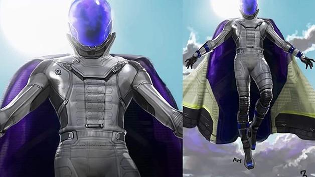 Spider-Man Jake Gyllenhaal Mysterio
