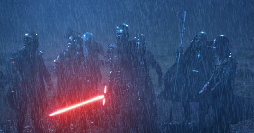 Star Wars The Force Awakens The Knights of Ren