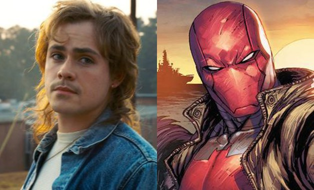 Stranger Things Dacre Montgomery Jason Todd Red Hood
