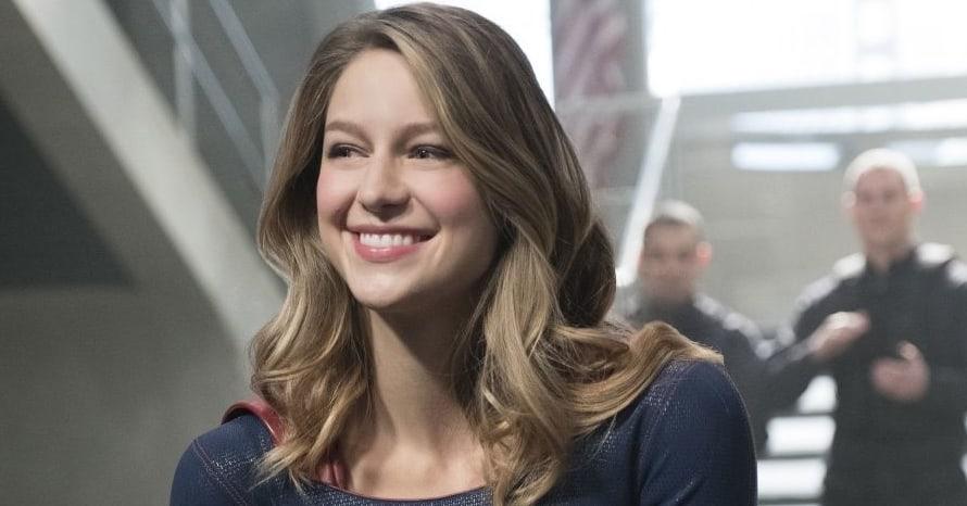 Supergirl Melissa Benosit