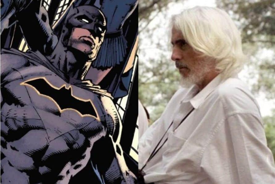 The Batman Robert Richardson