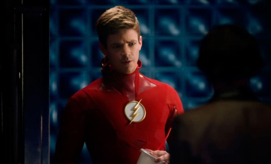 The Flash Grant Gustin Crisis on Infinite Earths