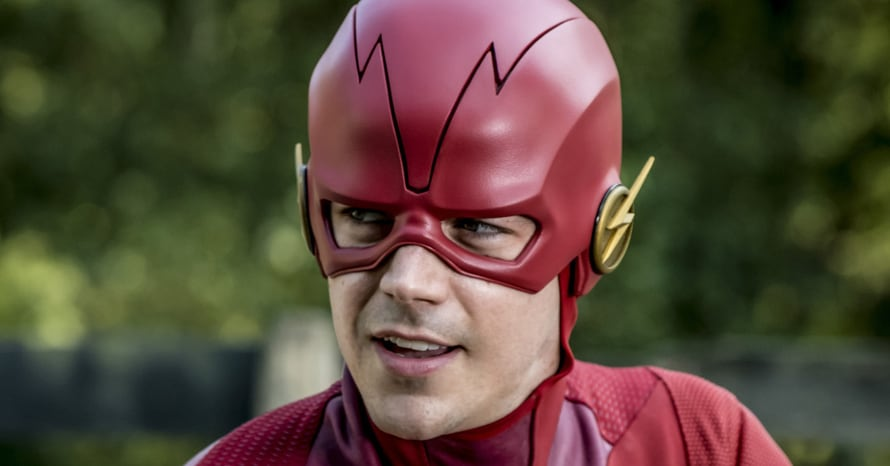 The Flash Grant Gustin The CW