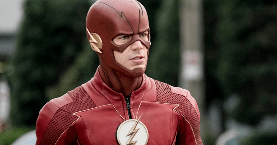 grant gustin u0026 39 s the flash season 6 suit gets cool redesign in new image