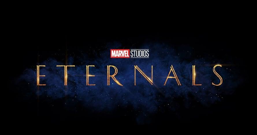 The Eternals Marvel Studios Avengers Guardians Angelina Jolie Thena Richard Madden Kit Harington Black KnightLia McHugh Kumail Nanjiani Sersi MCU
