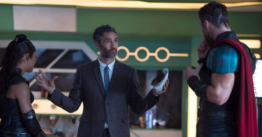 Thor Ragnarok Taika Waititi Marvel Studios Martin Scorsese Chris Hemsworth Thor: Love and Thunder