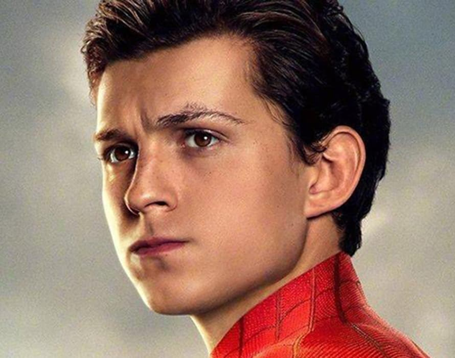 Tom Holland Spider-Man Daily Bugle