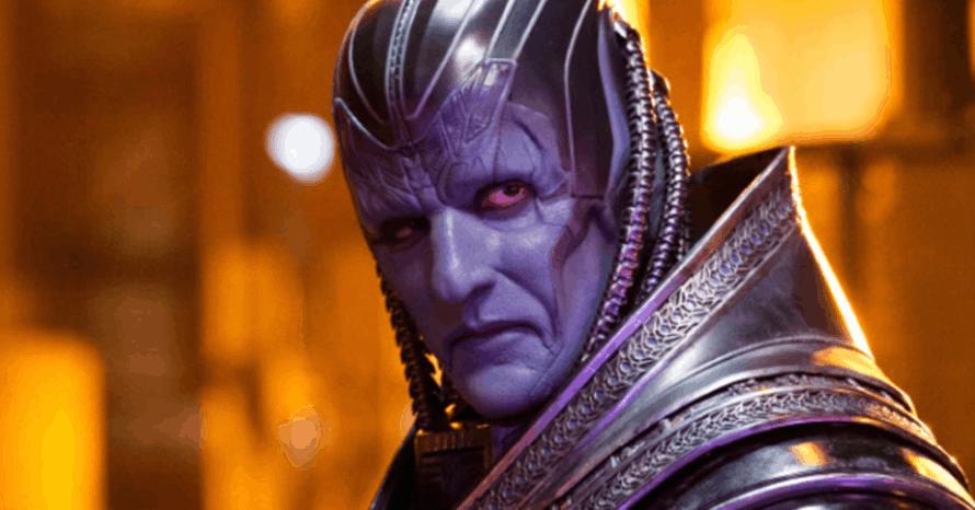 X-Men Apocalypse Oscar Isaac