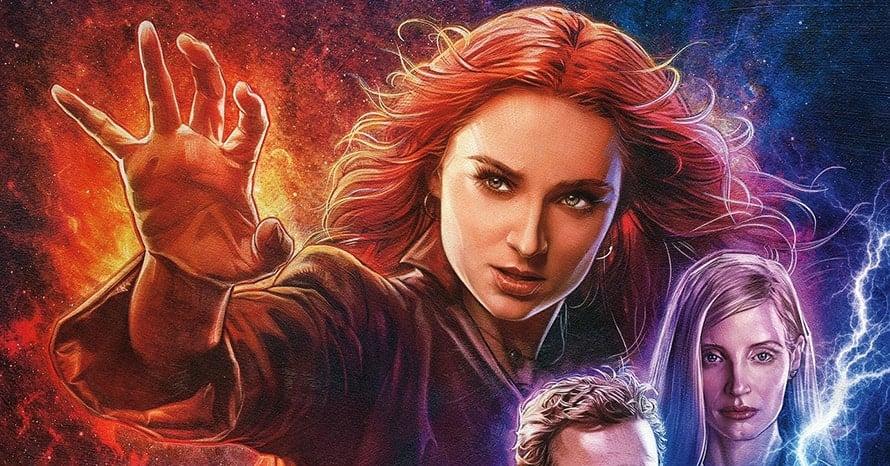 X-Men Dark Phoenix Sophie Turner Disney Fox MCU