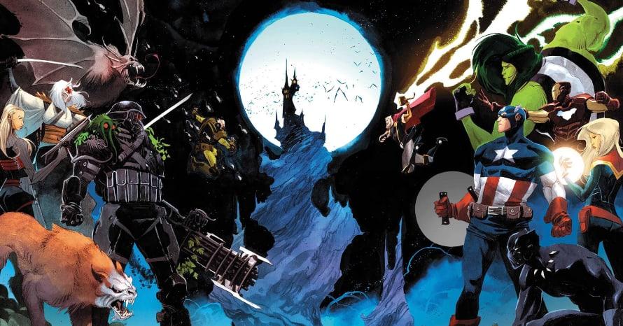 Avengers Vampires Marvel Studios Phase Five Mahershala Ali Blade