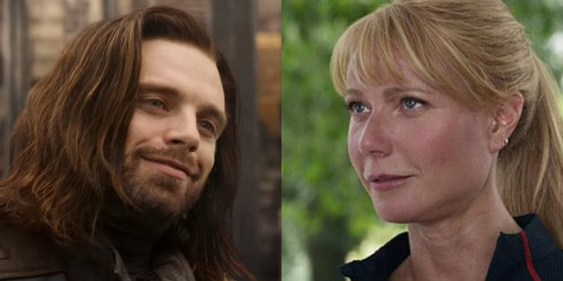 Gwyneth Paltrow Sebastian Stan Avengers