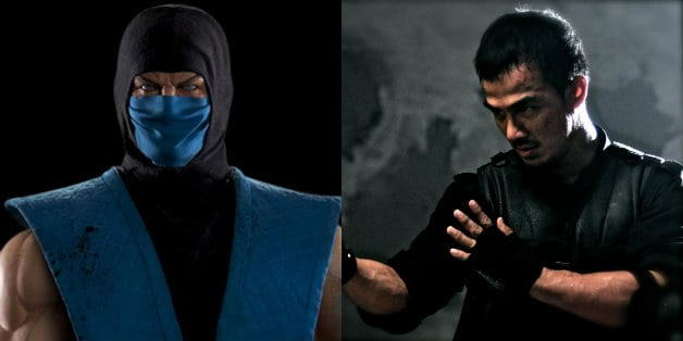 Joe Taslim Mortal Kombat The Raid