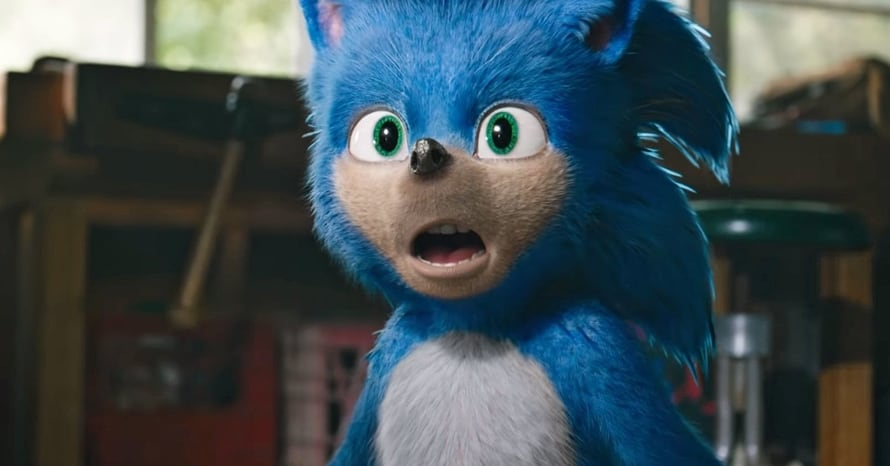 Uh Oh, This 'Sonic' Movie Redesign Is Even Worse Than The