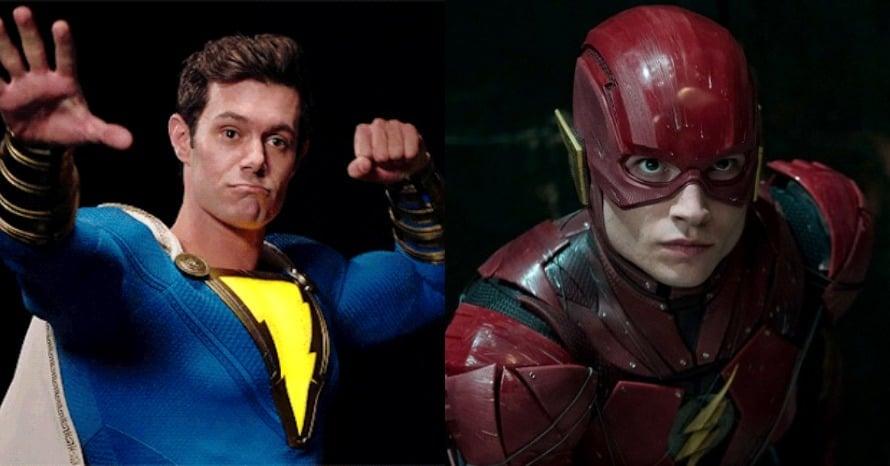 Adam Brody The Flash Justice League Mortal George Miller