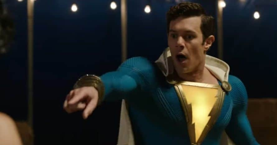 Adam Brody Shazam Justice League Mortal Fury of the Gods
