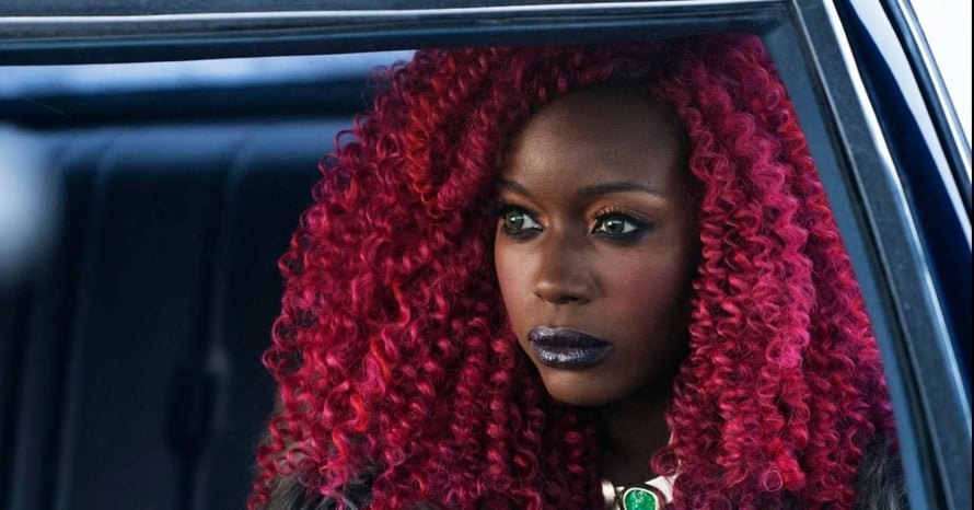 'Titans' Producer Teases Big Story For Anna Diop's Starfire In Season 3